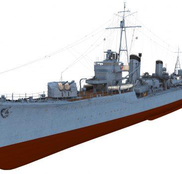 IJN Kagero 1943